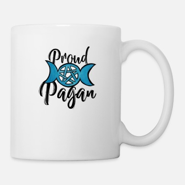 Pagan Pride Proud Pagan - Mug