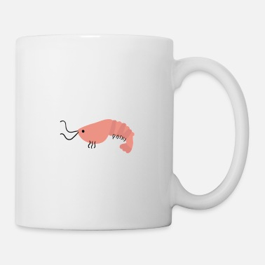 Squirrel Dear Shrimply The Best Seafood Lover Ge - Mug