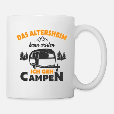 Altersheim Camper Altersheim - Tasse