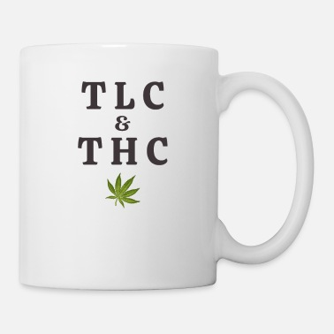 Tlc 420 Pot Leaf Graafinen / Marihuana Plant Saying / - Muki