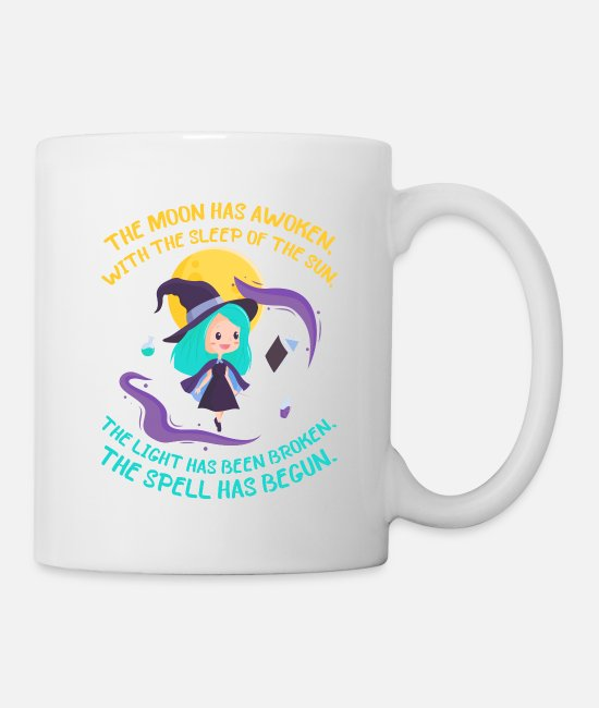 Tits Mugs & Drinkware - Gift idea for Halloween party carnival - Mug white
