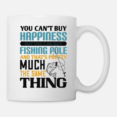 Fisherman Fish design for fishing and fishing - Mug