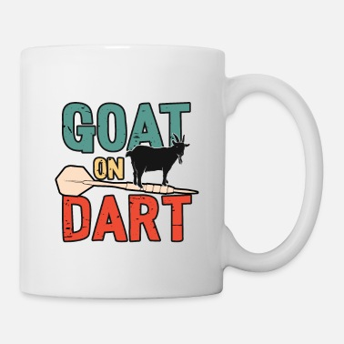 Dance Sport I want to play darts - Mug