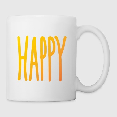 Happy - Taza