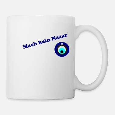 Amulet Turkish Eye Nazar Amulet - Mug