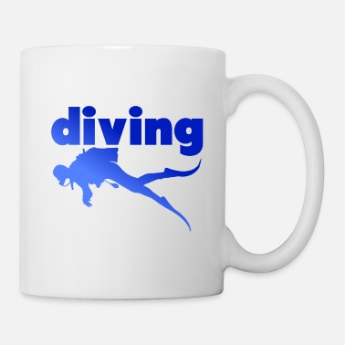 Buceo Buceo buceo - Taza