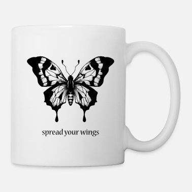 Spread spread your wings - Tasse