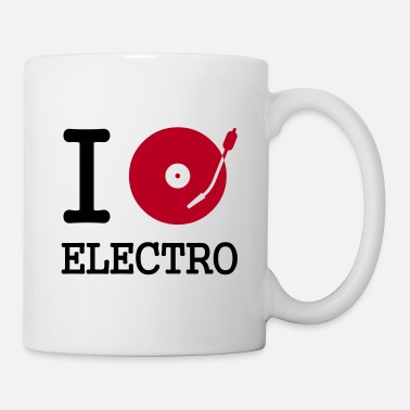 Retro I dj / play / listen to electro - Mok