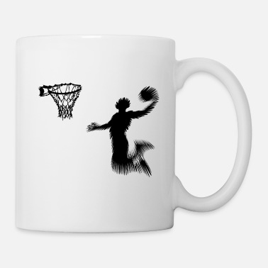Basketball Player basketball - Mug