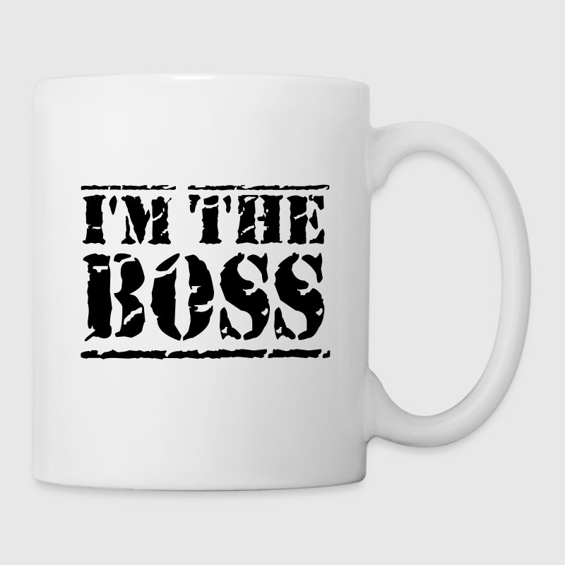 I'm the Boss - Tazza