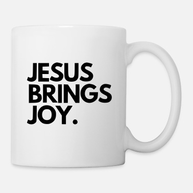 JESUS BRINGS JOY 3 - Tasse