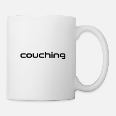 Couch couching - Tasse
