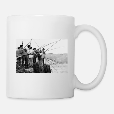 Harbour Istanbul Harbour. - Mug