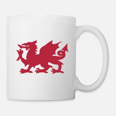 Welsh Welsh Dragon - Mug