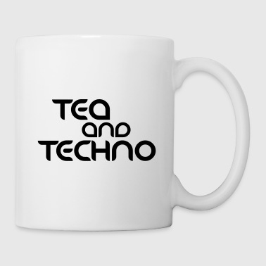 Tea and Techno - Mug