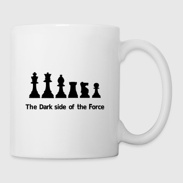 The Dark Side of the Force - Tasse