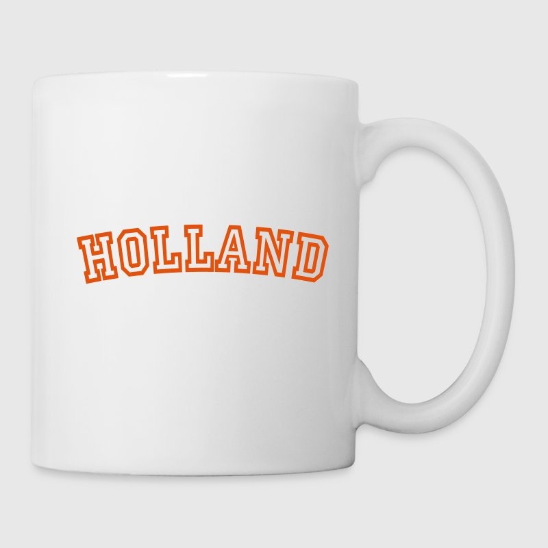 holland - Mugg
