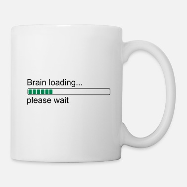 Coolcups Geek: Brain loading... please wait - Tasse