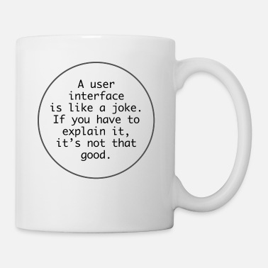 Interface User Interface - Mug