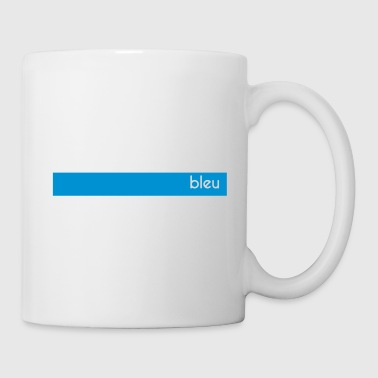 Blue headband - Customizable - Mug