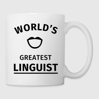 World's Greatest Linguist - Mug