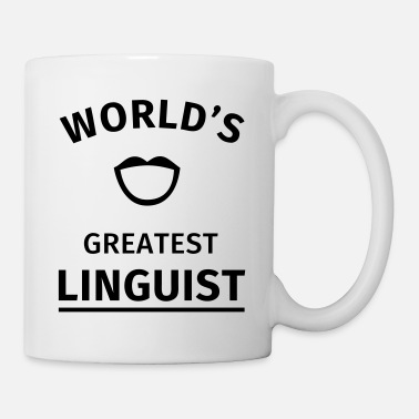 Linguistics World's Greatest Linguist - Mug