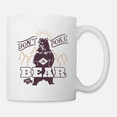 Animal Planet Bear Poke Animal Planet - Mug