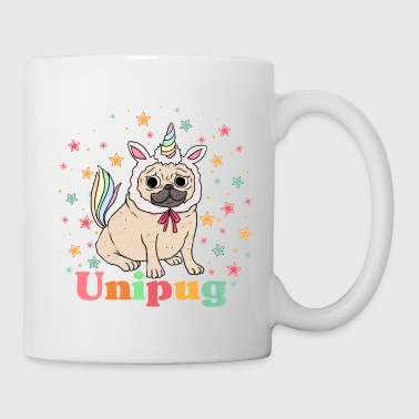 unipug graphic - Mug