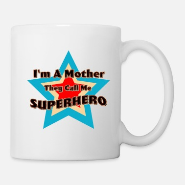 Madre Soy madre - Taza