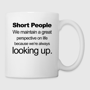 Short People - Mugg