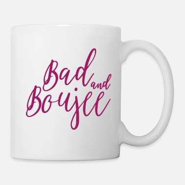 Bad Manners Bad And Boujee Graphic - Mug