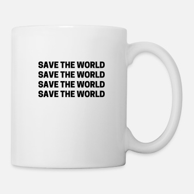Save The World Save the world - Mug