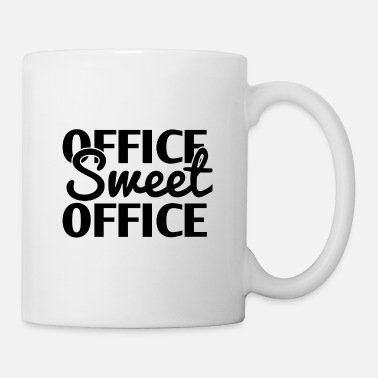 Office Office Sweet Office - Mug