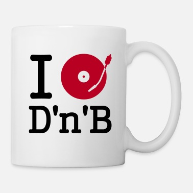 Dnb I dj / play / listen to drum and bass - Kubek