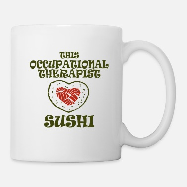 Occupation This occupational therapist - Mug