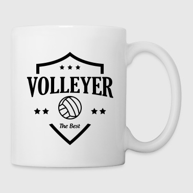 Volleyer - Tasse