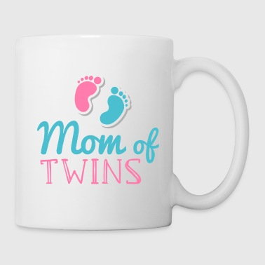 Mom of Twins - Mom Twins Child Baby Pregnant - Mok