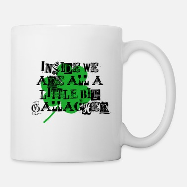 Liam Gallagher Shameles - Mug
