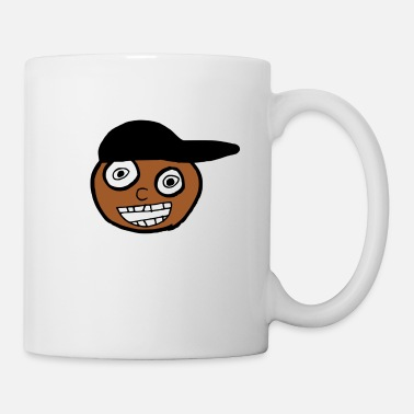 Kid In A Cap Full Face - Mug
