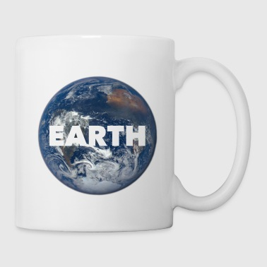Planet Earth - Taza