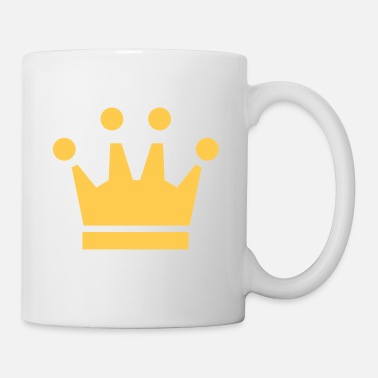 Crown Winner King Queen Princess - Mug