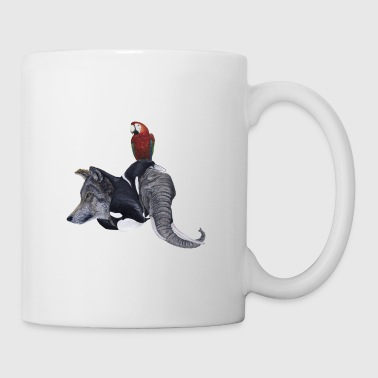 Wildtiere / Wild animals - Mug