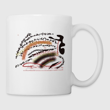 Strip Stripes - Mug blanc