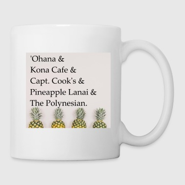 Polynesian Resort - Mug