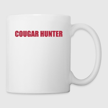 Cougar Cougar Hunter - Mug