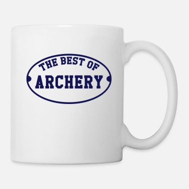 Tiro The Best of Archery  - Taza