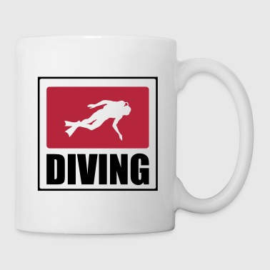 Diving Flaskor & muggar - Mugg