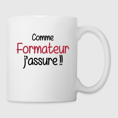 Formateur / Formatrice / Formation / Education - Mug blanc