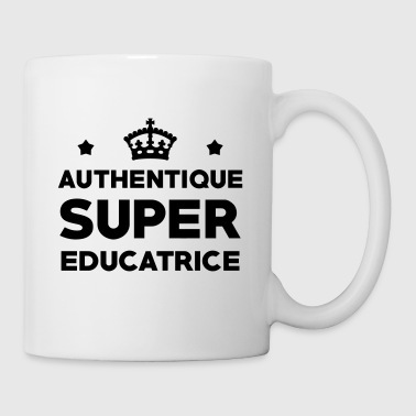Education / Educateur / Educatrice / Ecole / Prof - Mug blanc