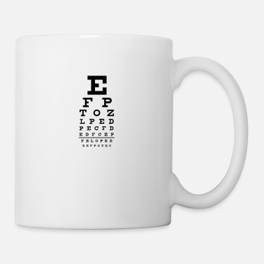 Internet eye chart - Tazza